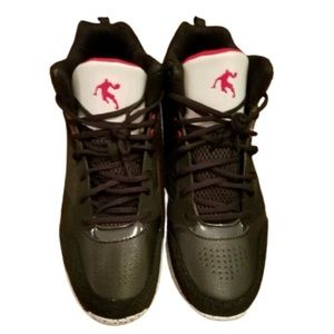 And1 men's black sneakers size 13